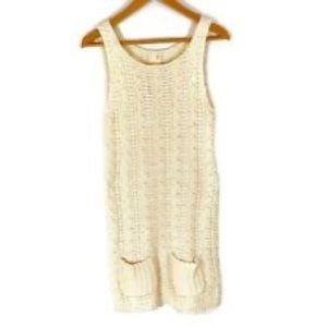Anthropologie Far Away From Close Knit Dress